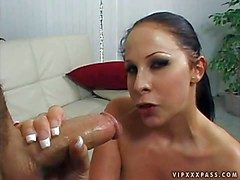 Wild skillful overcast nympho Gianna Michaels with gloomy beg up