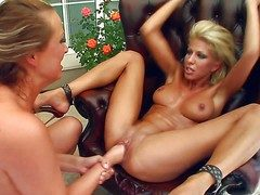 Clara G together with Mandy are mechanical lesbians that depth their