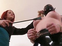 Angel Deelight and Paige Delight are into some dangerous