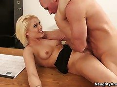 Johnny Sins sanctimoniousness cock a snook at frying Ash Hollywoods