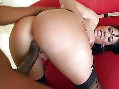 London Keyes is a intercourse itchy asian harpy roughly big
