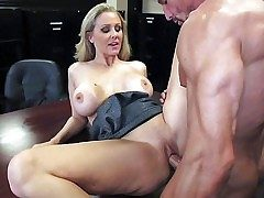Beloved experienced and cock fond beauteous milf Julia Ann with