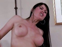 Eva Karera is a stunningly XXX milf with hunger black