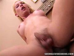 Shemale interracial fucking scenes